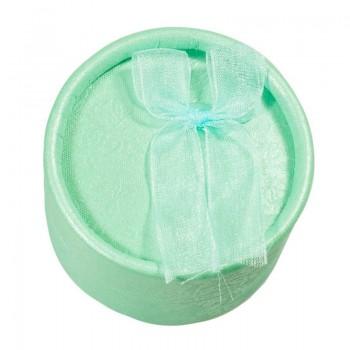 Pack 24 cajas anillo redondas