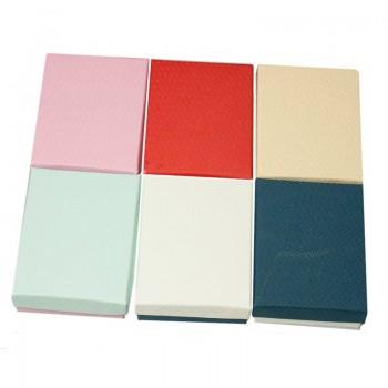 Pack 12 cajas conjunto bicolor