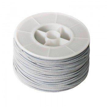 Rollo cordón elástico 2 mm