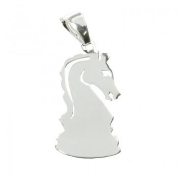 Colgante caballo de ajedrez...