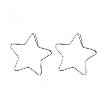 Pendientes estrella...