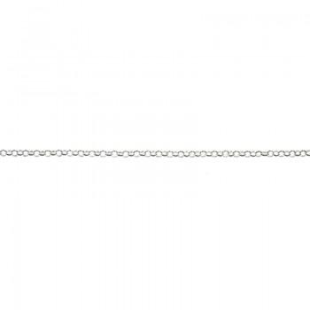 Cadena Roló 1.7 mm Plata de...