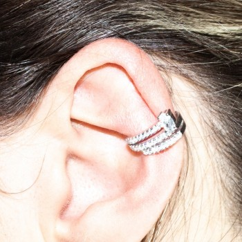 Pendiente ear cuff...