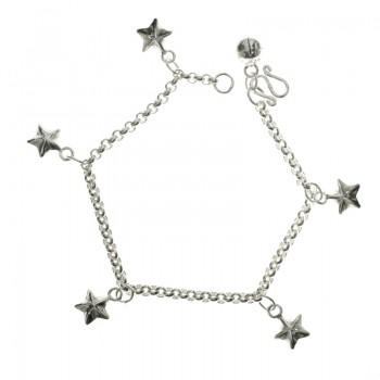 Pulsera con estrellas...