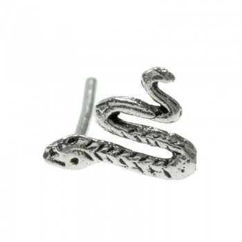Pendientes mini serpiente...