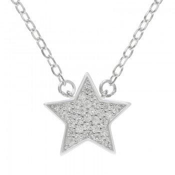 Collar estrella con...