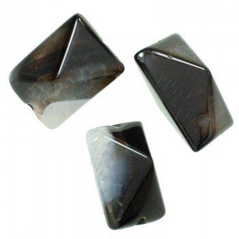 Piedra Jade imperial perforada
