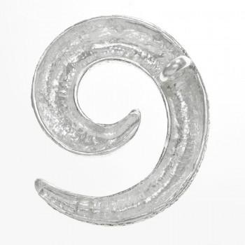 Colgante gran espiral...