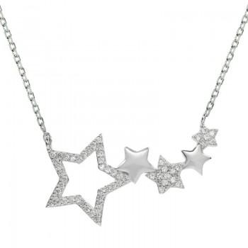 Collar estrellas con...