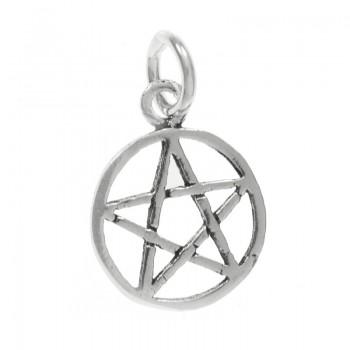 Colgante Pentagrama mini...