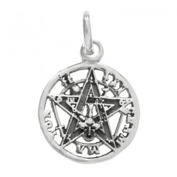 Colgante tetragramatón mini...