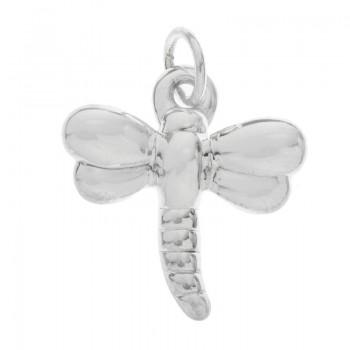 Colgante libélula electroforma