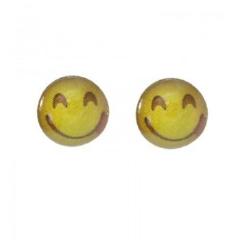 Mini pendientes smile...