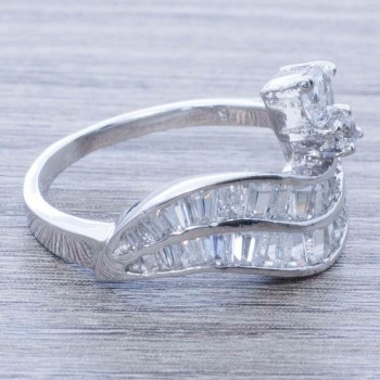 Anillo microsetting doble...