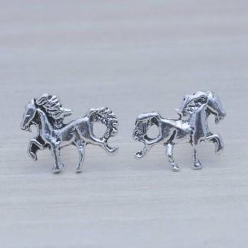 Mini pendientes caballo...